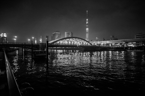 The Centinel Crosses the Sumida River | by Jesús Simeón