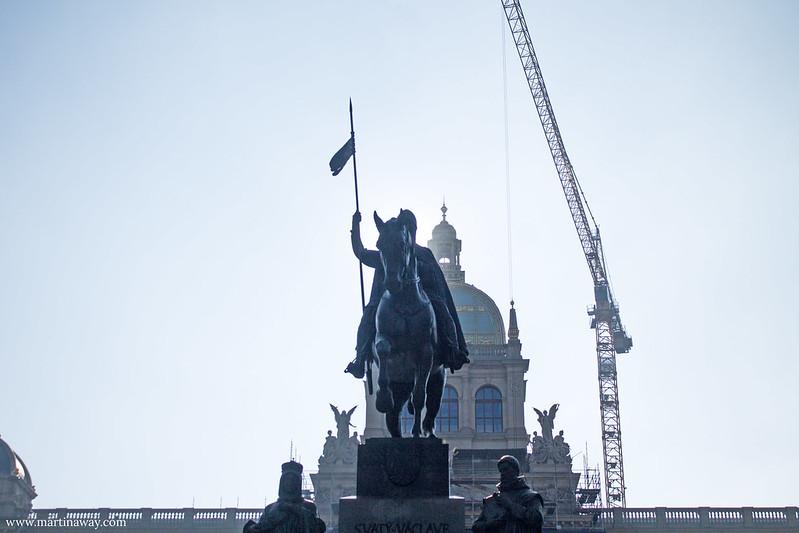 Statua di San Venceslao