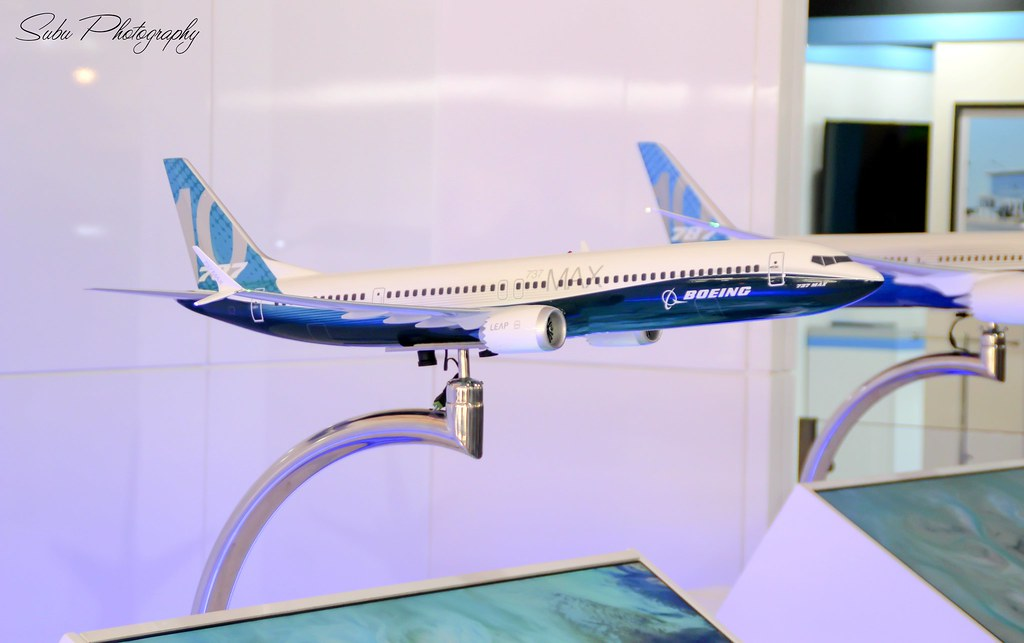 Boeing 737 MAX 10 Model | The Scale Model of Boeing 737 MAX