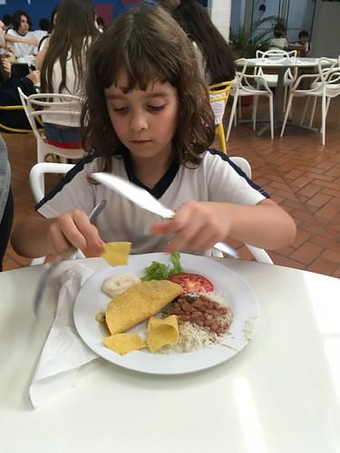 Almoço mexicano - Integral (mar/2018)