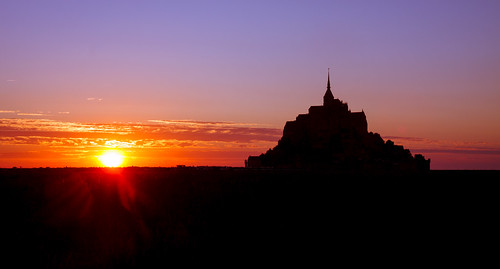 Le Mont St-Michel | by Stig Nygaard