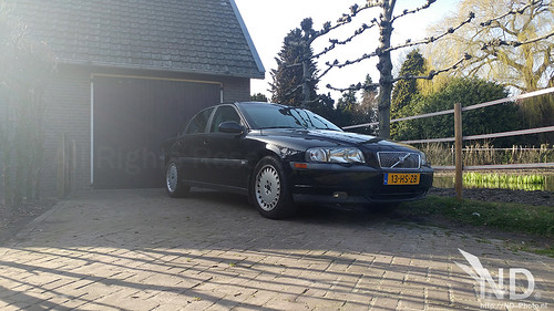 Volvo S80 2.4T on driveway | by ND-Photo.nl