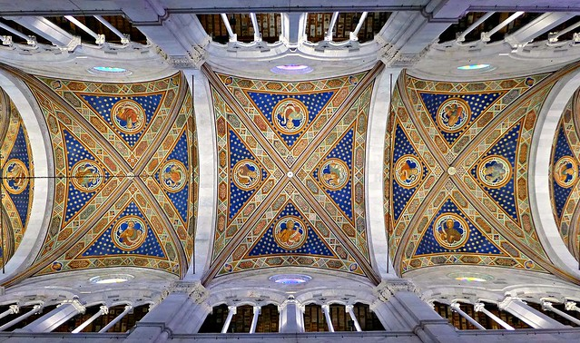 Saint Martin Cathedral - Lucca - Ceilings