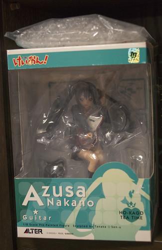 ALTER K-On! Nakano Azusa 1/8   by Cerro Paranal