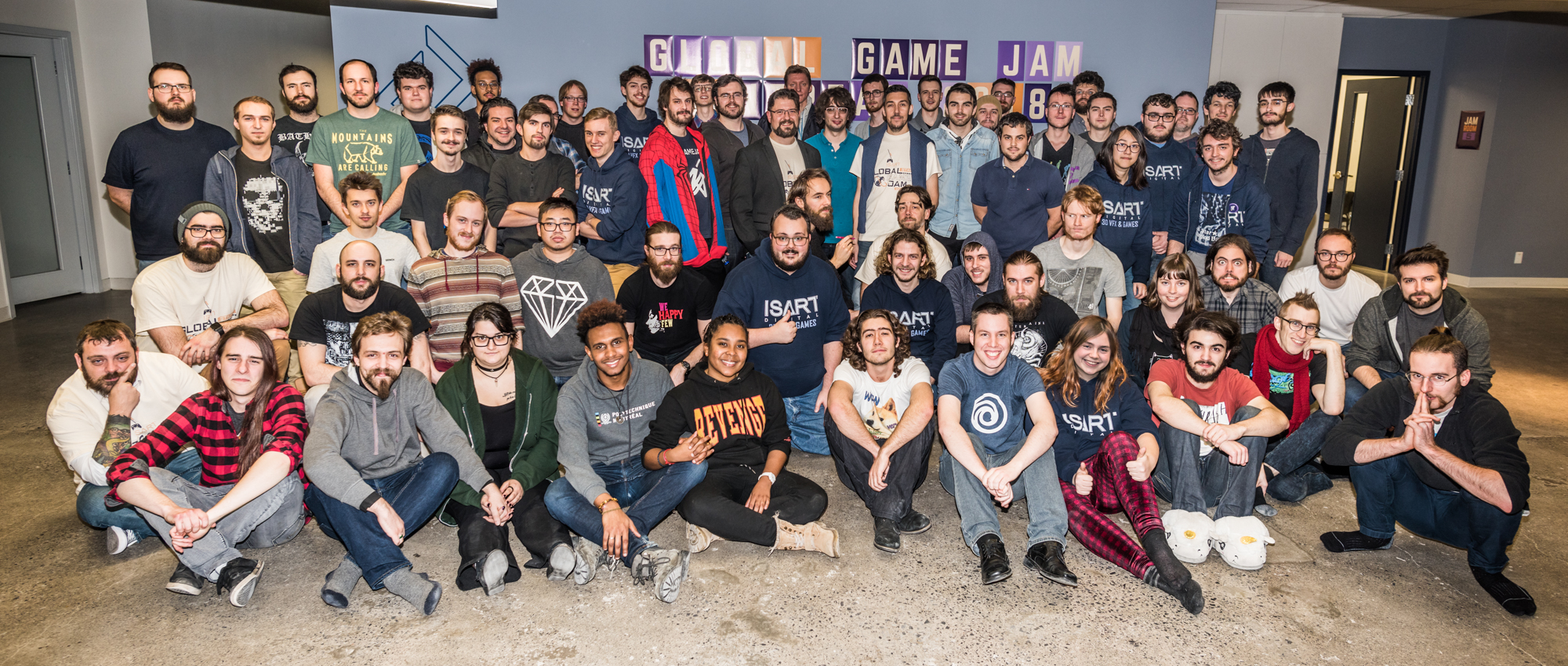 Global Game Jam Montréal 2018