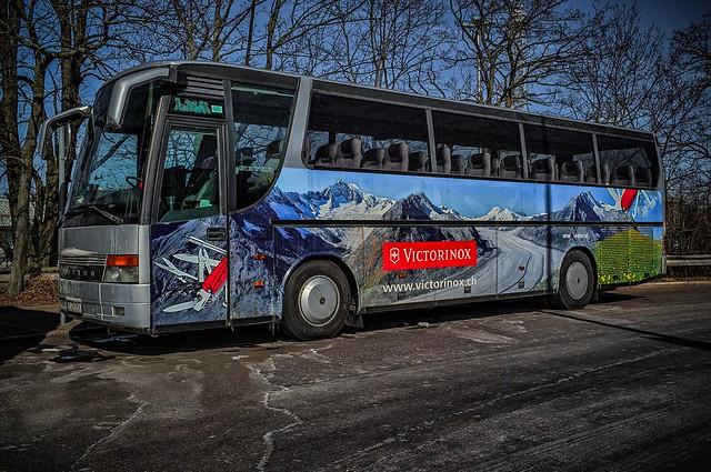 SETRA TOURING BUS