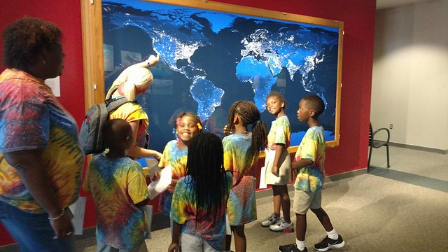 SAC Museum Field Trip 2017