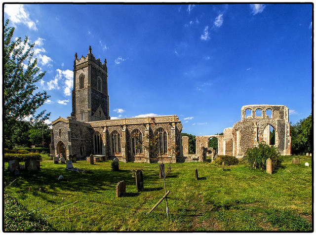 St Andrews Walberswick