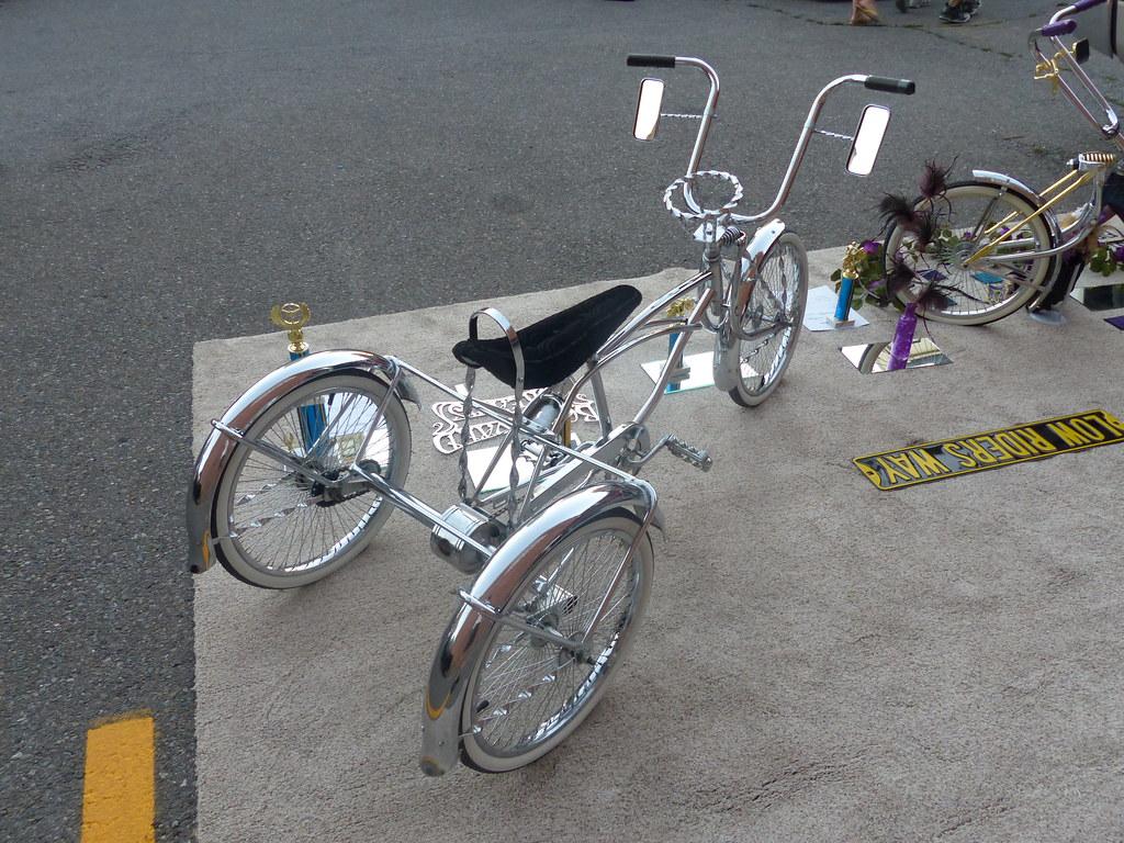 LowRider Bikes- Boulevard Dreams | spokane Kids-N-Cops