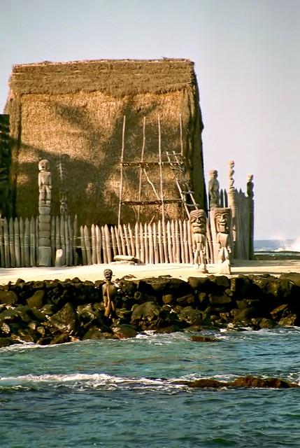 Puʻuhonua o Hōnaunau (n005423a)