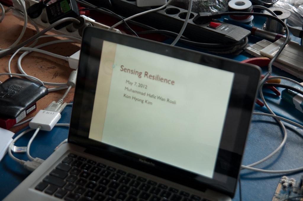 Sensing Resilience Workshop