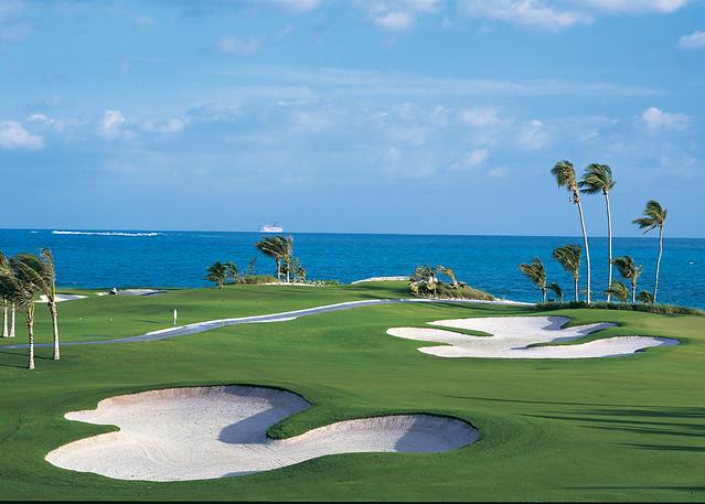 Ocean Club Golf Course Hole #7, Peninsula
