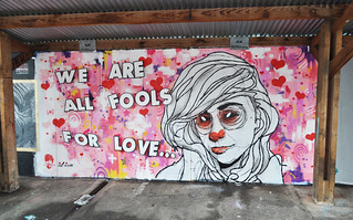 We are all fools for love (id-iom @ UPfest 2012) | by id-iom