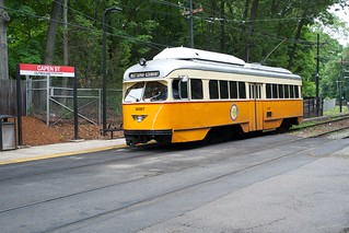 Mattapan Trolley | by Mike Knell