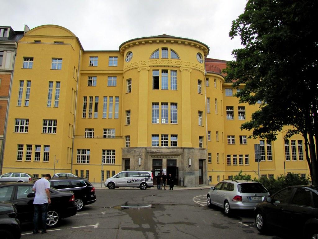 Leplaystraße Leipzig