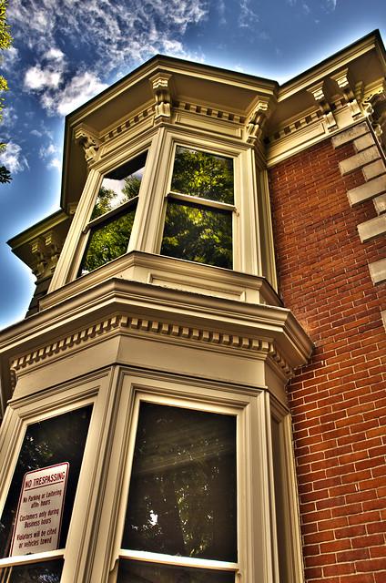 Hills House Antique Gallery HDR - Salt Lake City, Utah