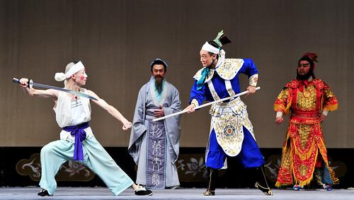 Shanghai Theatre Academy: Confucius' Disciple