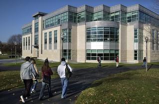 Isenberg School of Management, University of Massachusetts Amherst | by Massachusetts Office of Travel & Tourism