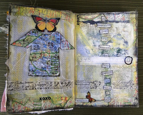 Marit's Quirky Dutch Summer #7 Threads