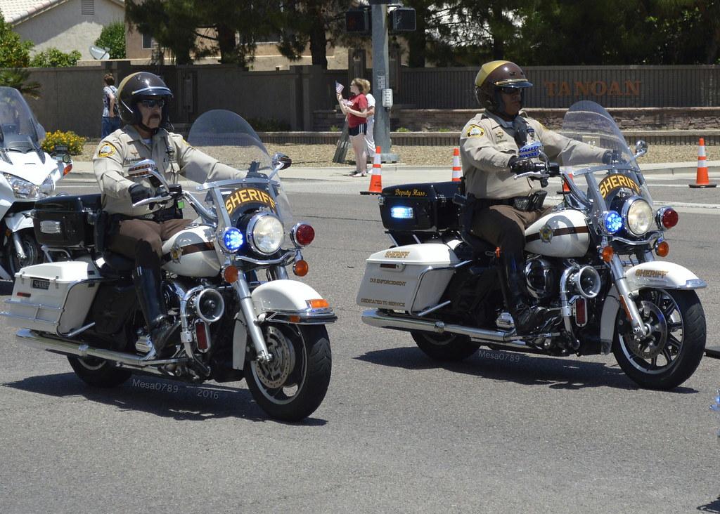 Harley Davidson Arizona >> Yuma County Arizona Sheriff Harley Davidson Motorcycle Flickr