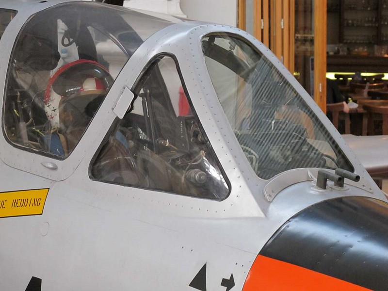 Fouga Magister C. M. 170 6