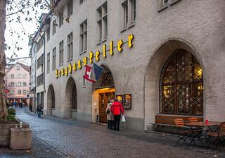 Zeughauskeller in Zürich | by Gilbert Kuhnert
