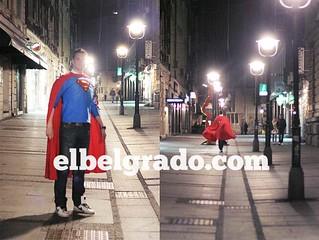 Superman in Belgrade | by elbelgrado