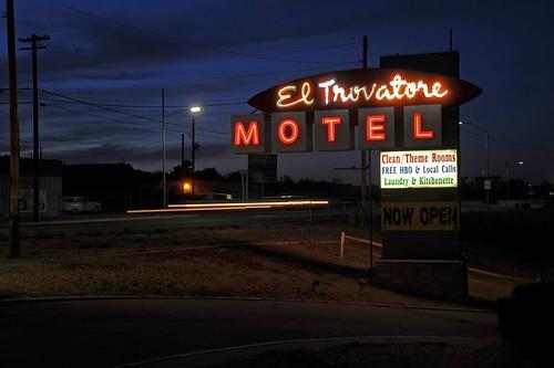 arizona signs route66 neon kingman