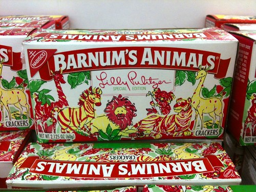 Lilly Pulitzer Animal Crackers