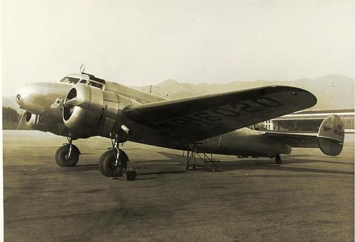 Lockheed, Model 10E, Electra