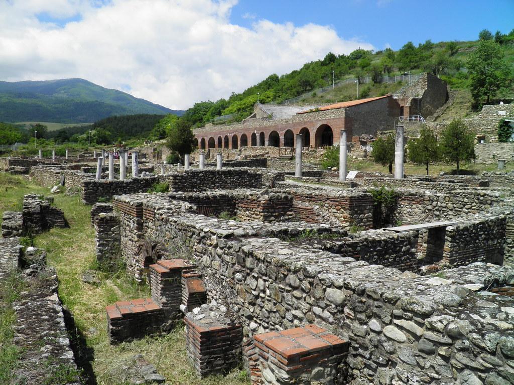 Heraclea Lyncestis, Republic of Macedonia | Carole Raddato | Flickr
