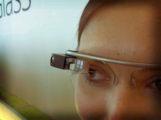 Detail of Google Glass | by zugaldia