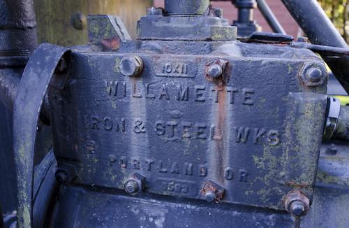 california park ca old vintage rust state forestry antique engine logging steam equipment eureka steamdonkey forthumboldt irondonkey