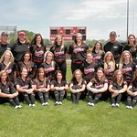 2012 Des Moines East Varsity Softball