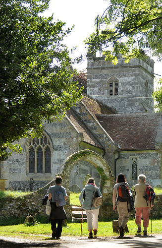 Church Walks - Credit  Mick Young | by The National Churches Trust