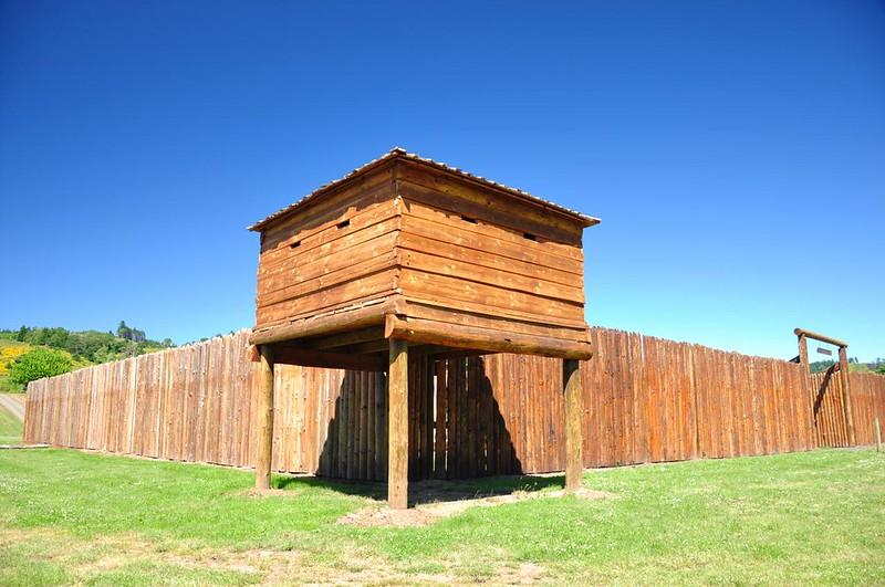 Fort Umpqua Replica