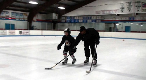 Brad Perry coaching a hockey school in Chicago  11 | by Brad Perry