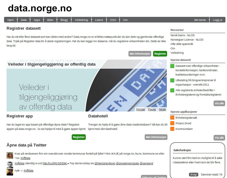 Norge dat Na Uy