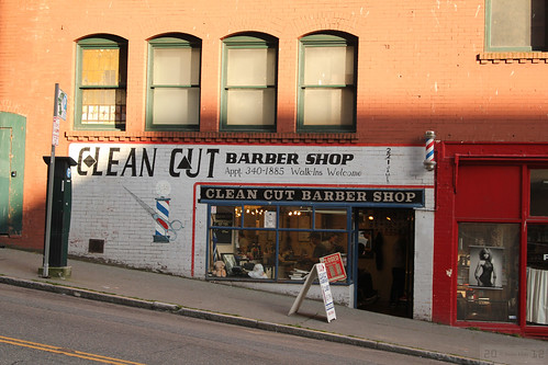 Old Fashioned Barber Shop