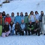 Skiweekend Obersaxen Frauenriege 2008