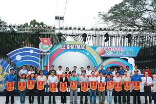 Liên hoan Tuổi trẻ Sáng tạo TP. HCM lần 1 năm 2010