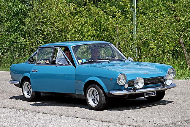 FIAT  124 Sport Coupè year 1968