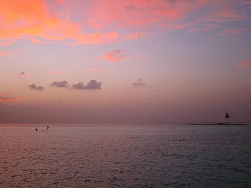 Sunset offshore   by jetsetwhitetrash