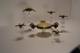 Alien search and destroy unit