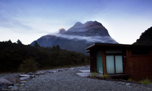 Morning @ Milford Sound Lodge | by JoCoolz