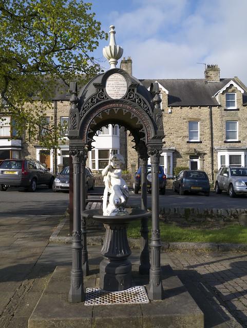 Bainbridge Fountain, Middleton-in-Teesdale