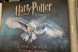Harry Potter : The EXHIBITION | by Flywithinsun