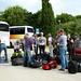 lör, 09/06/2012 - 10:05 - Framme i Split, väntar på transport