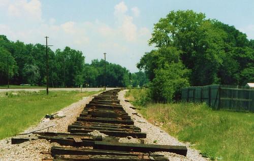 tracks trains railroads csx seaboardcoastline abandonedplaces seaboardairline colemanflorida