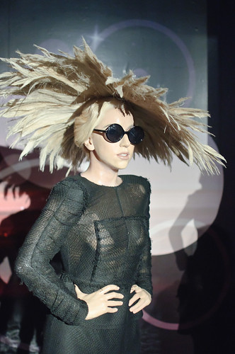 Lady Gaga at Madame Tussaud's New York | by InSapphoWeTrust